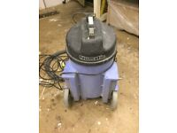 Numatic wet and dry vacuum cleaner 110v
