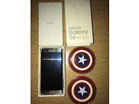 Samsung Galaxy S6 Edge 128gb Gold Platinum