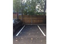 OFF-STREET SECURE CAR PARKING SPACE, FULHAM, SW6