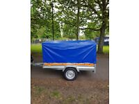 Brand new trailer 750kg single axle