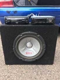 Sub 2 radios