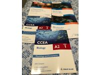 CCEA BIOLOGY AND CHEMISTRY AS AND A2, MICROBIOLOGY, AQA