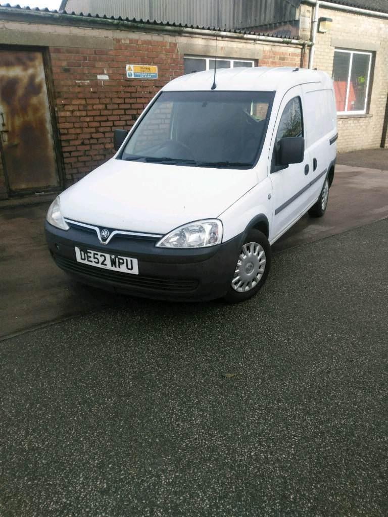 2003 Vauxhall Combo 1.7DTI