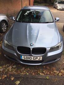 BMW 320D EFFICIENT DINAMICS 2010