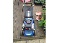 Challenge Xtreme Petrol Lawnmower