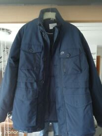 mens Lacoste jacket xl