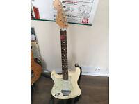 Left Handed American Fender Stratocaster