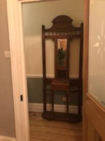 Victorian hall stand Sold