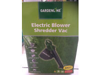 Gardenline Electric Blower Shredder Vac