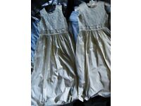 Occasion wear/Bridesmaid dresses x2. £15 each.