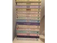 Set of 15 Agatha Raisin books
