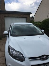 Ford Focus for sale in excellant condition, new brakes and disks fitted recently. mot 29.12.17