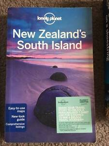 Lonely planet New Zealand South Island Crows Nest North Sydney Area Preview