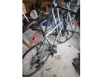 Mens hybird road bike