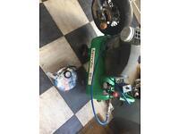 Professional air compressor