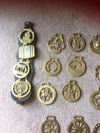 Solid brass items