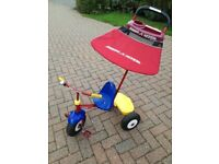 Kids' tricycle by Radio Flyer