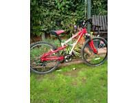 Boys girls bike collection wymondham