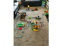 Thomas & Friends Take n Play Sets, Track & Trains