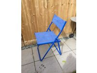 2x IKEA folding garden chair FREE