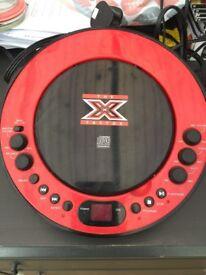 Karaoke X-Factor music game machine