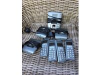 Set of 4 BT Synergy home phones