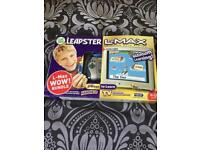 leapfrog leapster l-max console
