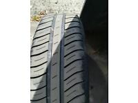 4x nissan micra wheels and tyres