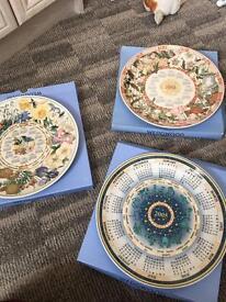Wedgwood Plates.
