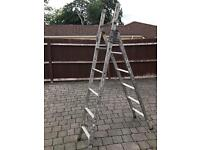 Youngman combination 3 way ladder