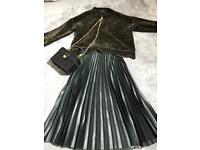 New Zara skirt size8