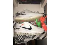 Nike off white 97s