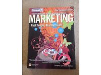 Marketing: Real People, Real Decisions Book by Solomon, Marshall, Stuart, Barnes & Mitchell
