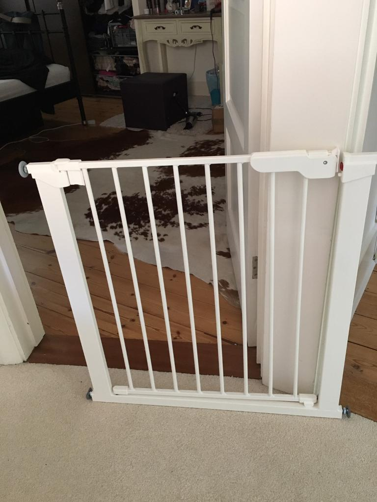 BabyDan Baby Safety Gate Pressure Fit Gate