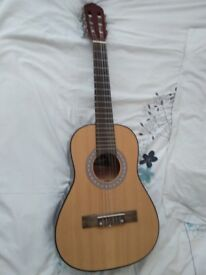 Classical 1/2 Size Guitar by Jose Ferrer - Ideal for Children and Travellers