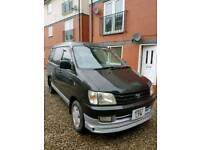 Toyota townace auto petrol mot july 8 seater day van px welcome £1350