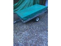 Galvanised trailer 6 x 3