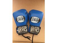 Genuine cleto Reyes xtra small/ 8oz boxing gloves immaculate condition, only worn 5 times maximum