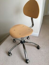 FULLY ADJUSTABLE SWIVEL CHAIR FROM JOHN LEWIS