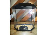 Aquarium / Fish Tank Ciano Aqua 30 - 25 Litres with LED light and pump