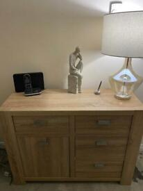 Small Next sideboard 42inches long depth 15.5
