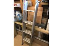 Aluminium Youngman esiway loft ladder (money going to charity)