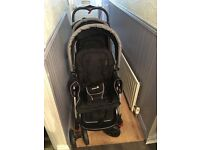 Double Safety 1st Pushchair