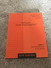 Exploring the New Testament - Volume 2