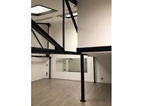 Yoga Pilates Dance Studio Workshop Space to Rent / 800sqft / Notting Hill / Kensal Rise