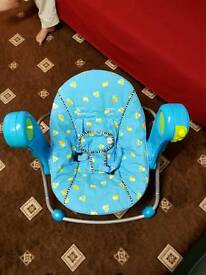 Quick sale baby bouncer