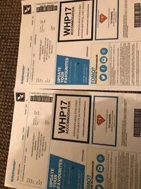 Dekmantel tickets