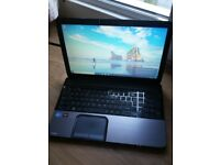 toshiba laptop mint condition £ 160 ono specs in picture