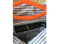 Ralph Lauren brand new shirt XXL with tags -ideal present