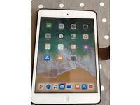 Apple iPad mini 2 32gb white and silver